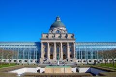 Stanu chancellerey w Munich zdjęcia royalty free