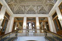 Stanu eremu muzeum, uroczysty schody Obrazy Royalty Free
