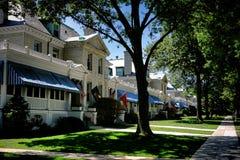 Stany Zjednoczone akademii marynarki wojennej budynek mieszkalny w Annapolis MD zdjęcie royalty free