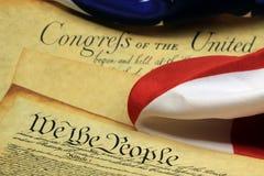 Stany Zjednoczone akt swobód obywatelskich fotografia royalty free