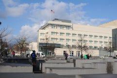 STANY ZJEDNOCZONE ambasada W BERLAIN NIEMCY zdjęcia stock