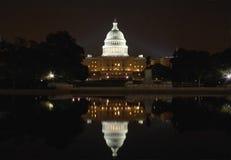 Stany Zjednoczone Capitol Budynek Obrazy Royalty Free