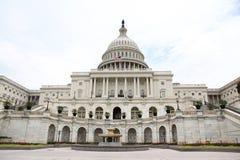 Stany Zjednoczone Capitol budynek w washington dc, usa Zlany stan obrazy stock