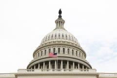 Stany Zjednoczone Capitol budynek w washington dc, usa Zlany stan obrazy royalty free