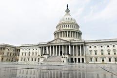 Stany Zjednoczone Capitol budynku wschodnia fasada - washington dc Jednoczy obraz stock