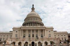 Stany Zjednoczone Capitol, washington dc obrazy stock