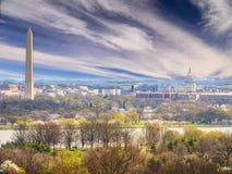 Stany Zjednoczone Capitol, Waszyngtoński d C obrazy stock