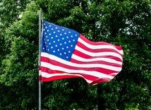 Stany Zjednoczone flaga - usa obrazy royalty free