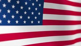 Stany Zjednoczone flaga usa ilustracji