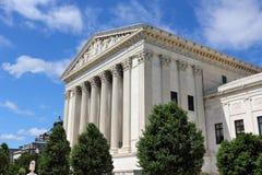 Stany Zjednoczone gmach sądu fotografia stock