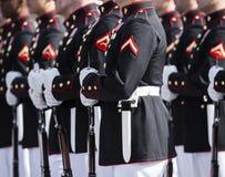 Stany Zjednoczone korpusy piechoty morskiej Zdjęcie Royalty Free