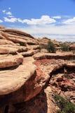 Stany Zjednoczone krajobraz zdjęcie stock