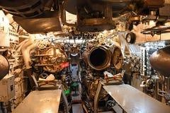 Stany Zjednoczone marynarka wojenna Podwodny USS Silvesides Obrazy Stock