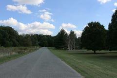 Stany Zjednoczone obywatela arboretum obrazy stock