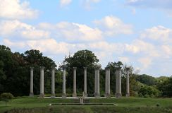 Stany Zjednoczone obywatela arboretum obrazy royalty free