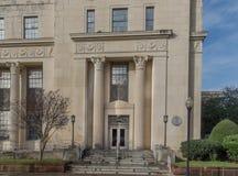 Stany Zjednoczone sąd rejonowy, sąd okręgowy w Beaumont, Teksas zdjęcia royalty free