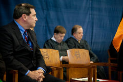 Stany Zjednoczone senator Joe Donnelly Obraz Royalty Free