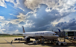 Stany Zjednoczone Teksas, Austin, Wrzesień 2015 Airc zdjęcie stock