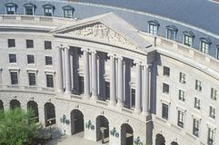 Stany Zjednoczone Urząd Pocztowy zdjęcia stock
