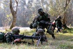 STANY ZJEDNOCZONE wojsko Fotografia Royalty Free