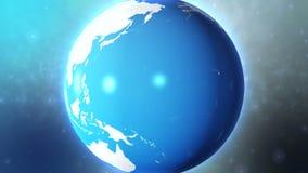Stany Zjednoczone zoom hitech ilustracja wektor