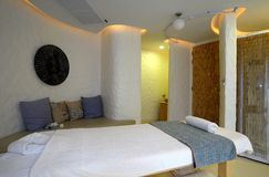 Stanza 2 di massaggio Fotografie Stock Libere da Diritti