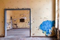 Stanza abbandonata fotografia stock libera da diritti