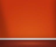 Stanza arancio illustrazione vettoriale