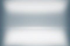 Stanza bianca Fotografia Stock