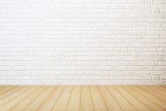 Stanza bianca vuota Fotografia Stock Libera da Diritti