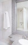 Stanza da bagno 06 Immagine Stock