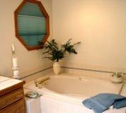 Stanza da bagno Fotografie Stock