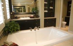 Stanza da bagno 2705 Immagine Stock