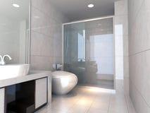 stanza da bagno 3d illustrazione vettoriale
