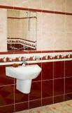 Stanza da bagno dei classici Fotografie Stock Libere da Diritti