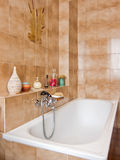 Stanza da bagno elegante Fotografia Stock Libera da Diritti