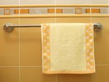 Stanza da bagno interna, particolari Fotografia Stock