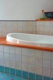 Stanza da bagno luminosa Fotografia Stock Libera da Diritti