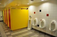 Stanza da bagno pubblica Immagine Stock Libera da Diritti