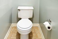 Stanza da bagno residenziale Immagini Stock Libere da Diritti