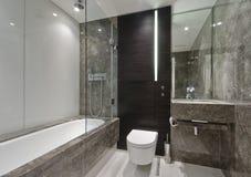 Stanza da bagno stupefacente Fotografia Stock