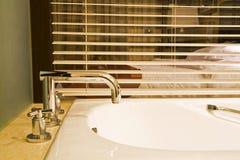 stanza del bagno Immagini Stock