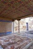 """Stanza del museo nazionale di Bardo, Tunisi, Tunisia di D """"Althiburos immagini stock"""