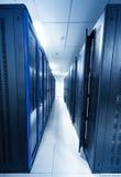 Stanza del server Immagini Stock