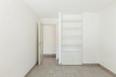 Stanza dell'appartamento vuoto Fotografia Stock