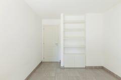Stanza dell'appartamento vuoto Fotografia Stock Libera da Diritti