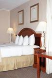 stanza dell'interiore dell'hotel Fotografie Stock Libere da Diritti