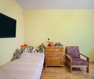 Stanza della scuola materna Fotografia Stock Libera da Diritti