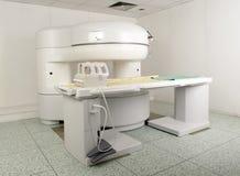 Stanza dello scanner di MRI Immagine Stock Libera da Diritti