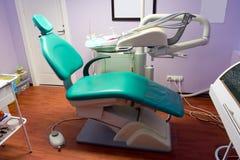 Stanza dentale fotografia stock